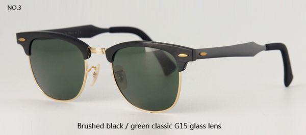 brushed black w G15 lens
