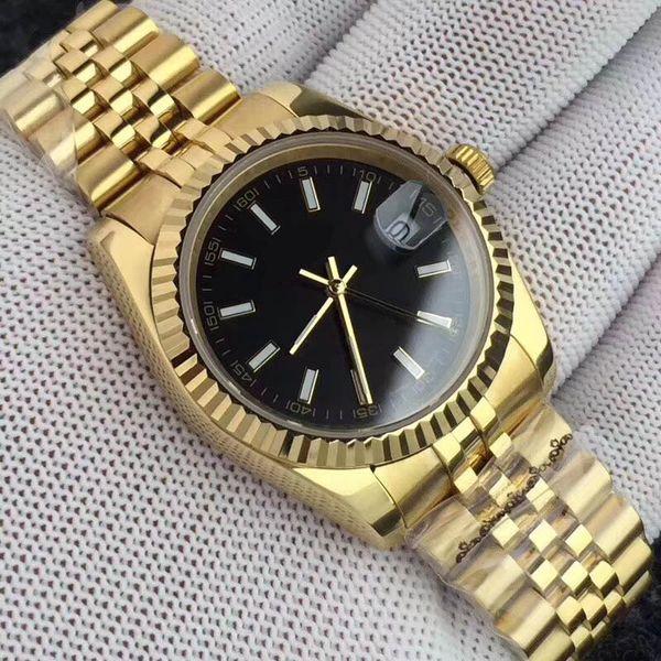 Золотой черный