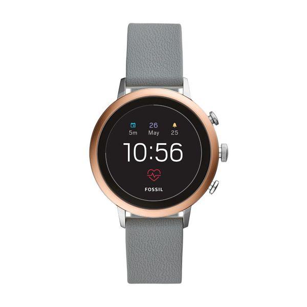 Celular Inteligente Fossil Gen 4 Smartwatch Venture HR 40mm Gris Silicona Comprar Relojes Online Por Moncia02, $412.44 | Es.Dhgate.Com