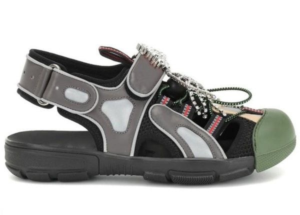 Women'S Designer Shoes Escape Sneakers BNIB Python Monodesign Sneakers  DOLCE Shoes Leather Loafers Vetements XYH021401 Prom Shoes Silver Shoes  From