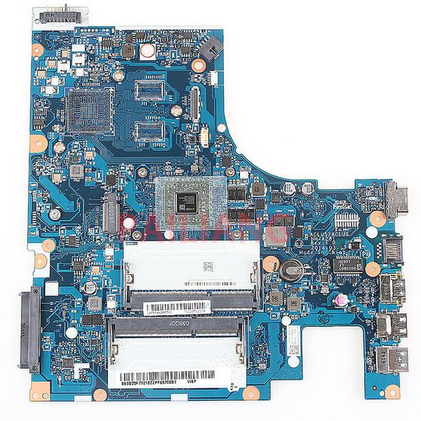 PAILIANG Laptop-Motherboard für Lenovo G50-45 Mainboard AMD EM6010 MB ACLU5 ACLU6 NM-A281 15-Zoll-Voll-DDR3