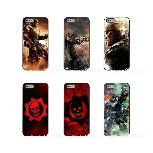 Gears Of War Inspired Marcus Dom Skull Hard Phone Case Cover For Samsung Galaxy A3 A5 A7 J2 J3 J5 J7 2015 2016 2017 Europe Prime