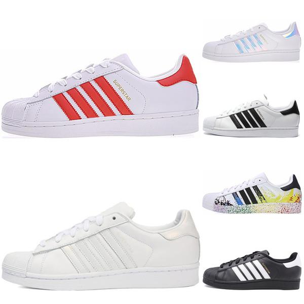 ADIDAS SUPERSTAR HERREN Schuhe Sport Turnschuhe Sneaker Gr