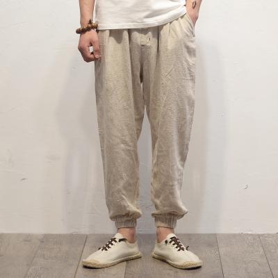 SH51 Бежевые брюки