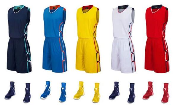 Traje de juego de baloncesto profesional personalizado, ropa de baloncesto traje adulto personalizado, alta calidad de alta elasticidad jersey personalizado