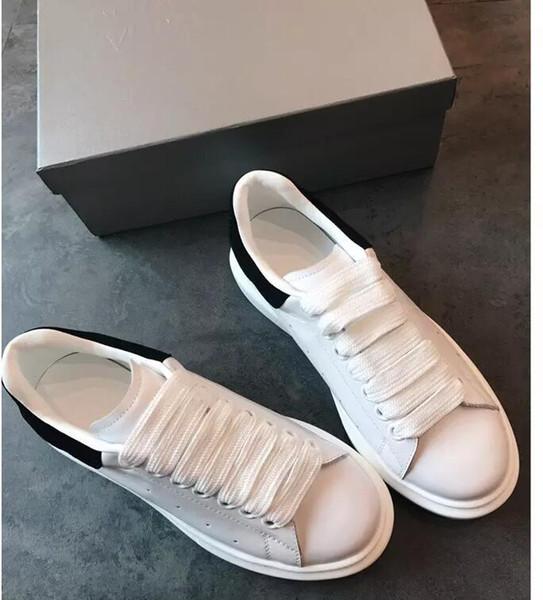 Der Schuh-Plattform-zufällige Turnschuhe der Förderungs-Frauen Luxusdesigner beschuht gelenkige Kleidschuh-Sport-Turnschuhe des Leders