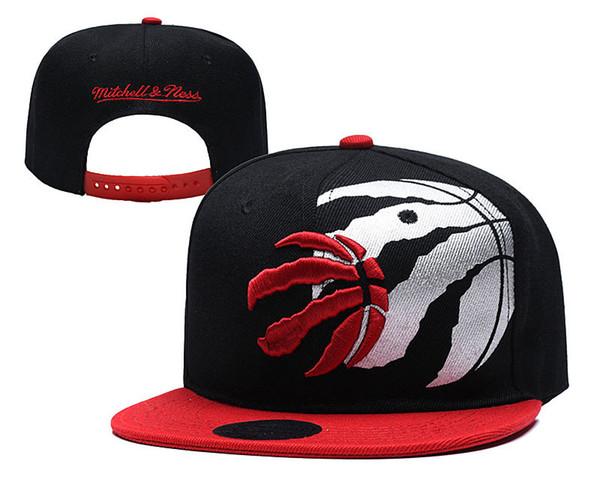 Moda Raptors Şapka TOR Kap Snapback Şapkalar Spor Tüm Takım Snapbacks Şapka Beyzbol Kapaklar Erkek Kadın Erkek Kız Kemik Casquette Gorras Topu Caps