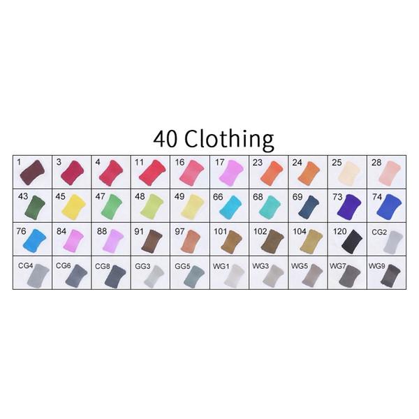40pcs / set-4