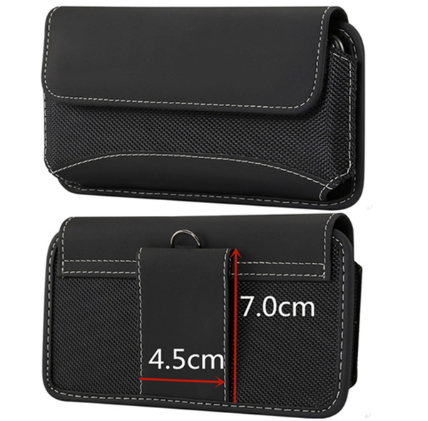 Universal Waist Pack Belt Clip Waist Bag for iPhone X Xs XR XS Max 6 7 8 case Pouch Holster for Samsung Note9 8 S10/S9/S8/S7/S6