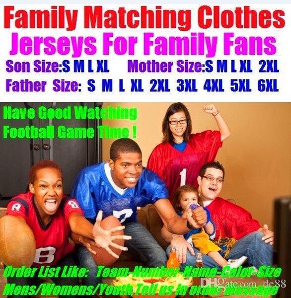 All Stitched Custom camisetas de fútbol americano Houston New York College Auténtico béisbol barato baloncesto hombre para mujer joven EE. UU. 4xl vapor