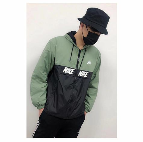 New sports Couple jacket hooded cardigan zipper cardigan men's hooded sports trench MNK578-851919