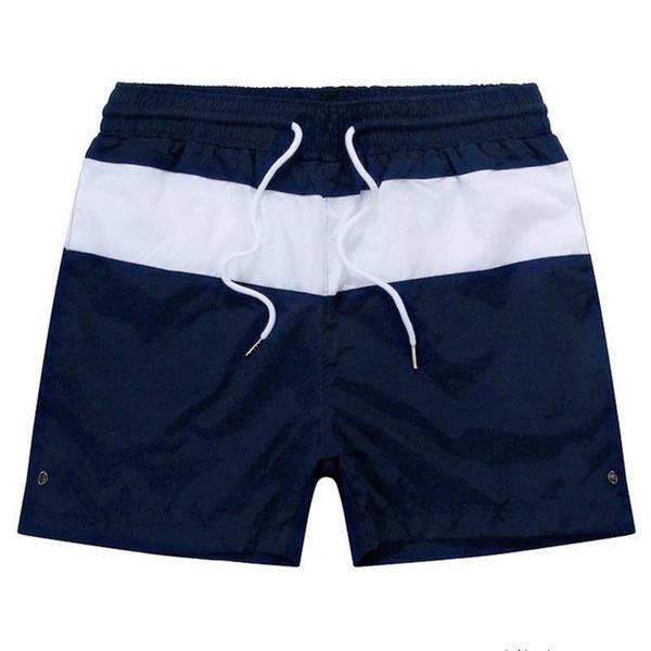 top popular mens shorts summer beach small horse Male pony Cotton Swimwear Sport fitnessTrunks Short Pants Size S-XXL 2021