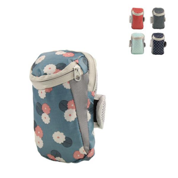 팔 팩 팔 벨트 커버 패션 인쇄 전화 가방 피트니스 캠핑 장비 남자 여성 실행 기어 야외 가방 ZZA1038