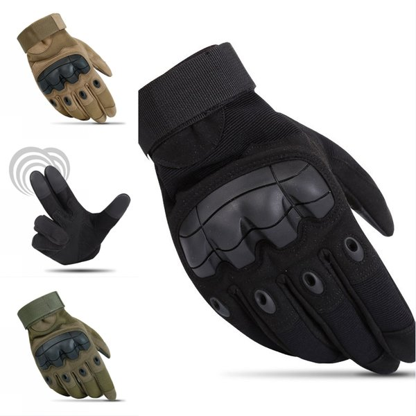 Factory Direct Special Tactical Gloves Outdoor Riding Mountaineering Combat Fighting Anti-Cut Non-Slip Touch Screen Gloves Free DHL M354Z
