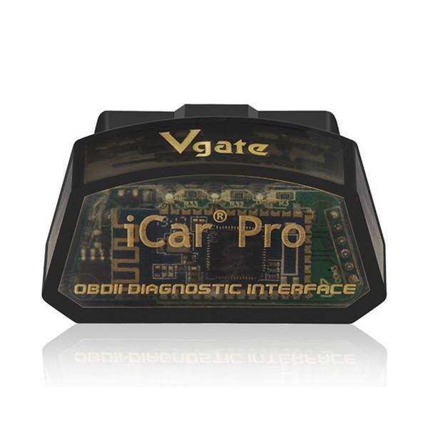 Les lecteurs de code scanner outils d'analyse de diagnostic de lecteur de code de voiture auto OBD2 Vgate ICar Pro Bluetooth 3.0 Engine voiture May21