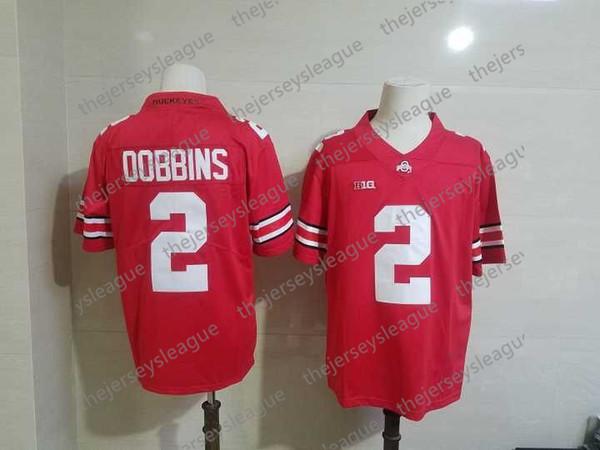 2 JK Dobbins Red