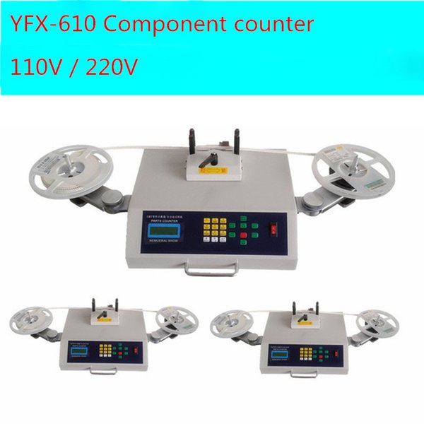 110 V / 220 V Automatische Teile Zähler Komponenten Zählmaschine