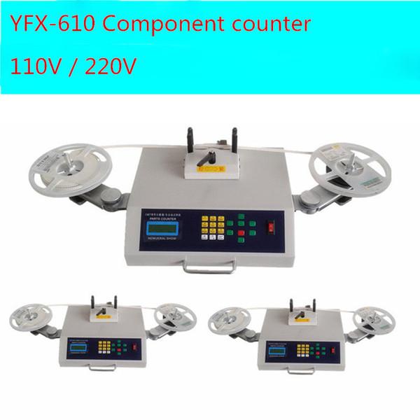 110V / 220V Otomatik Parça Sayaç Bileşenleri Sayma Makinesi