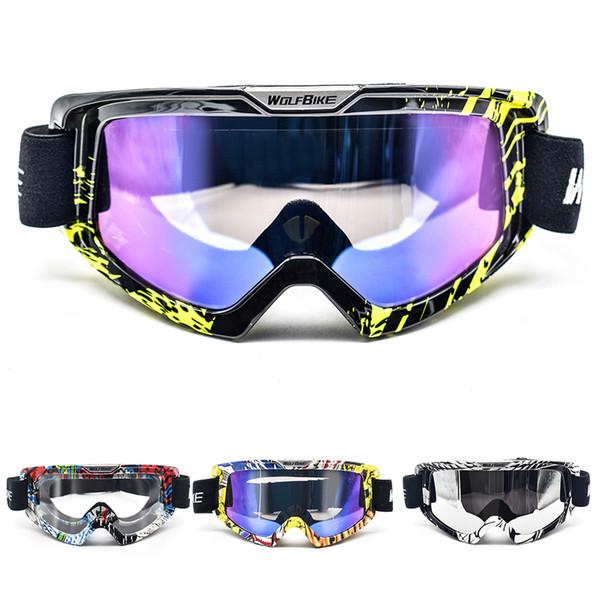 Óculos de Esqui Snowboard Montanha Esqui Óculos de Neve Snowmobile Óculos  de Esporte Dos Homens Das d34c041ffd