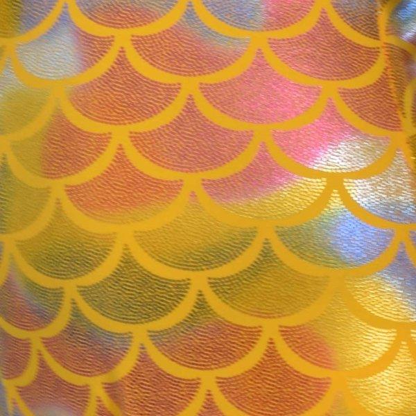 sclae poisson jaune