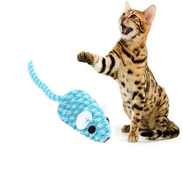 Cat Elastic Thread Mouse Shaped Toy For Solving Boredom Tease Cats Exercise  Scratch Toy Outside Cat Toys Paper Cat Toys From Cansou, &Price