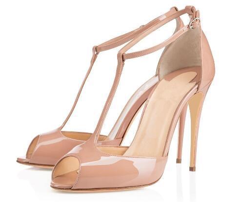 Mulheres da moda Bombas Sapatos de Salto Alto Das Mulheres Sapatos de Salto Alto Vermelho Da Marca Stilettos Sapatos Para As Mulheres Sexy Sapatos de Festa de Casamento Mulher de Salto Alto SX2