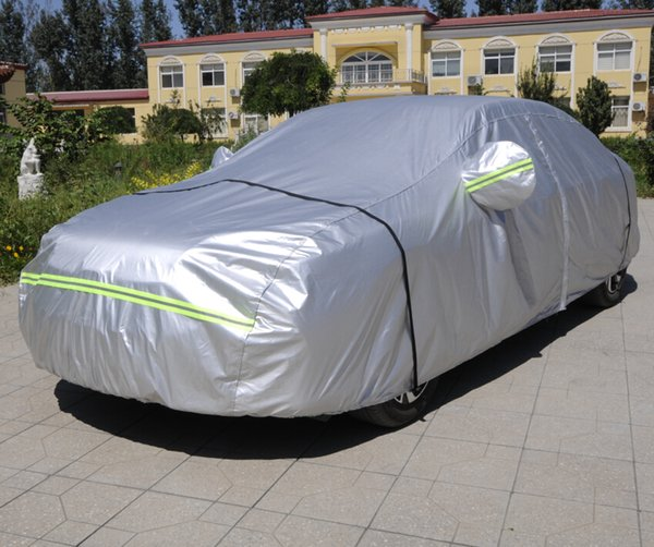 best selling High quality! Custom special car covers for Hyundai Sonata 2018-2015 durable sunscreen waterproof car cover for Sonata 2016