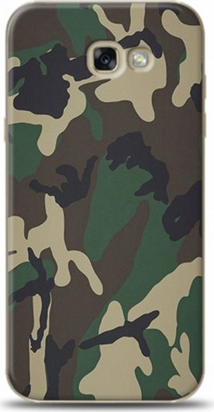Dynamics military camouflage pattern leather case cover for samsung for galaxy a3 2017 ship from turkey HB-000863912