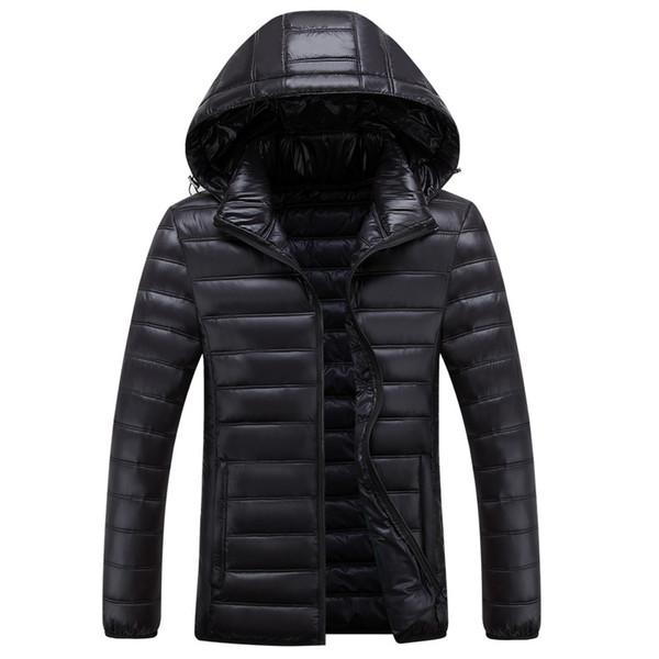 Men Parkas plus size 6XL 7XL 8XL Winter Warm Jacket Mens Puffer Coat Man Hooded Parkas Overcoat Quilted Jackets puffer jacket