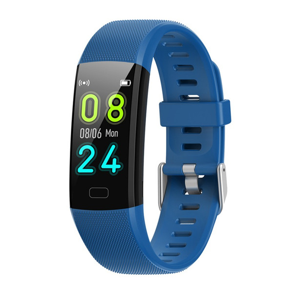 Y10 Smart Bracelet Fitness Tracker Band Sleep Monitoring Wristbands USB Charging With APP For Men Women