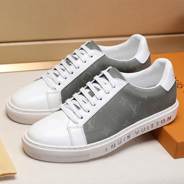 the latest 3ab6c 98d83 Acquista Moda Uomo Scarpe Calzature Zapatos De Hombre Atletica All'aperto  Con Scatola Di Origine LUSSEMBURGO SNEAKER M # 60 Scarpe Uomo Moda  Calzature ...