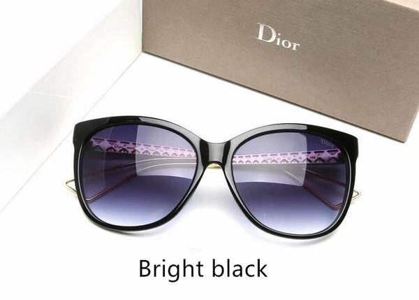 2018 yüksek kalite marka new metal yan ayak güneş gözlüğü tasarım erkekler ve kadınlar güneş gözlüğü gözlük