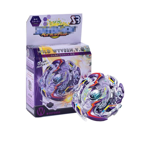 Beyblade Metal Funsion Top Set Kid Spinner Burst Toys 4D With Launcher And Handle Spinning Top Classic Toy Burst Fighting Gyro