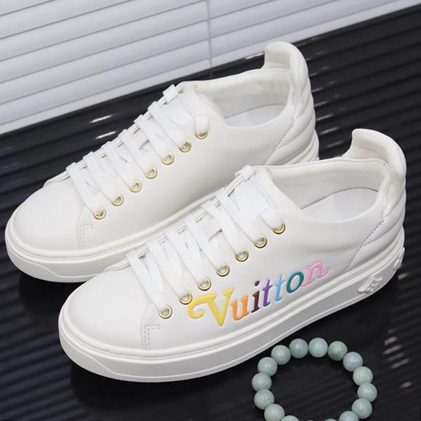 Hombres zapatillas de deporte Zapatos de Hombre con la caja original para hombre zapatos de lujo Moda Footwears suelas de goma Chaussures vierte hommes envío rápido