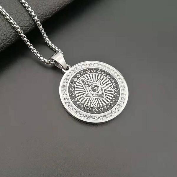 Silver masonic