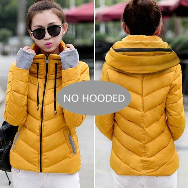 Orange - Hooded