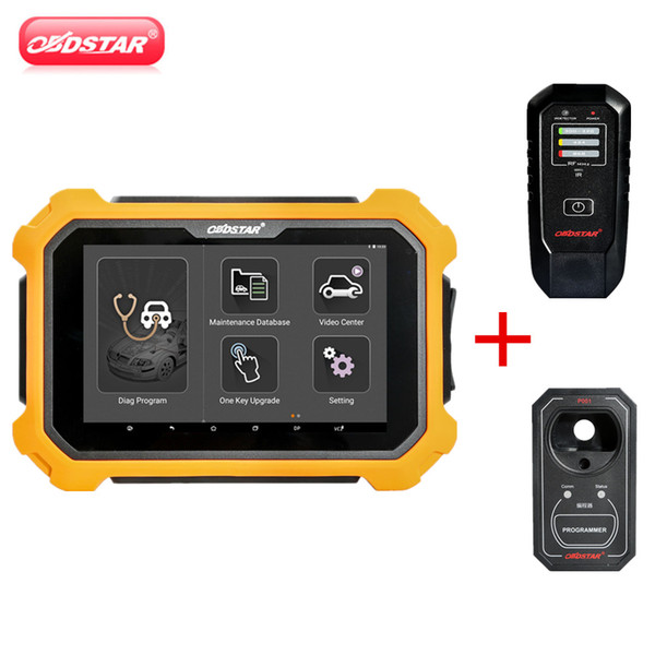OBDSTAR X300 DP PLUS Powerful IMMO with Diagnosis Service Reset Auto Key Programmer Odometer Tool For Toyota Smart Key ECU Clone