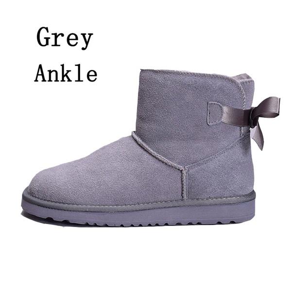 Gri Ayakkabı Ayakkabıları