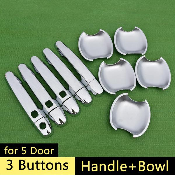 HandleBowl 3 Buttons