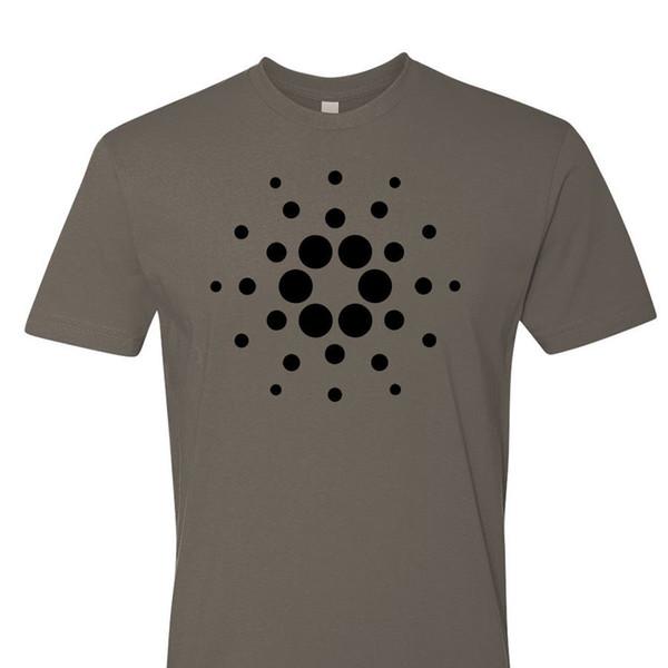Cardano Crypto Currency trading bitcoin cash litecoin btc ltc eth ADA T-Shirt
