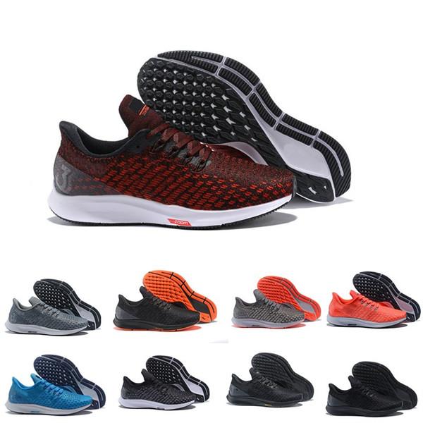Großhandel Nike Air Zoom Pegasus 35 Zoom Pegasus 35 Turbo Herren Damen Sport Laufschuhe Racer Bred Originals Pegasus 35 Lauftrainer Huarache Sneakers