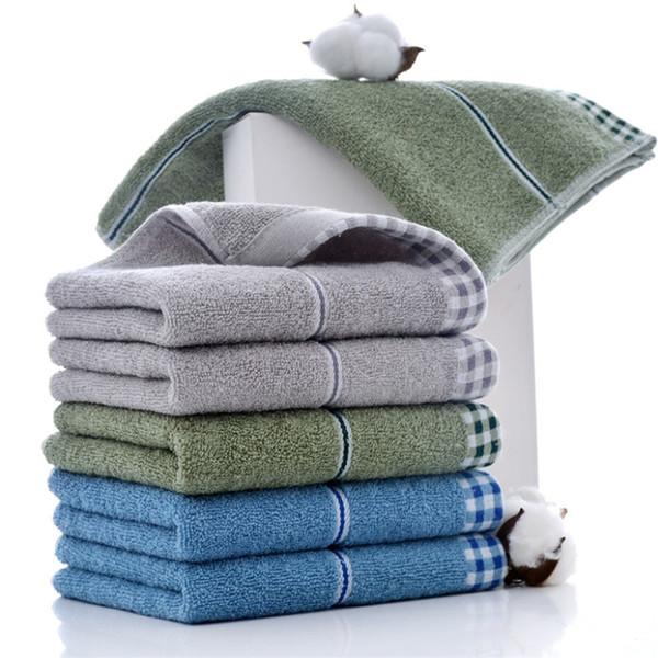 Nueva toalla de algodón Toalla de lavado lateral Toalla suave absorbente supermercado hotel regalo toalla al por mayor