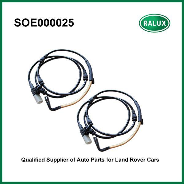 SWI Parts Rear Brake Wear Sensor SOE000025