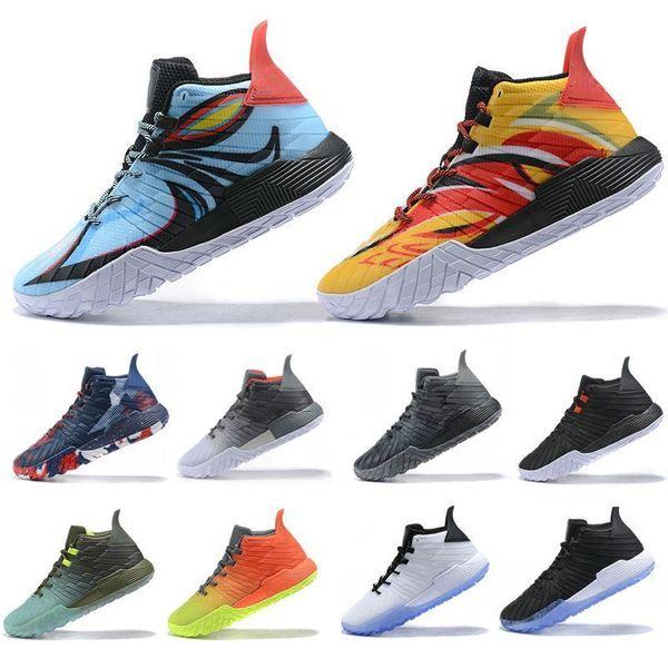 Erkek Köri 6 Spor Basketbol Ayakkabıları Sc 6 s Zapatillas Hombre Des Chaussures Şampiyonası Mvp Finalleri Moda Kırmızı Spor Sneakers 40-46