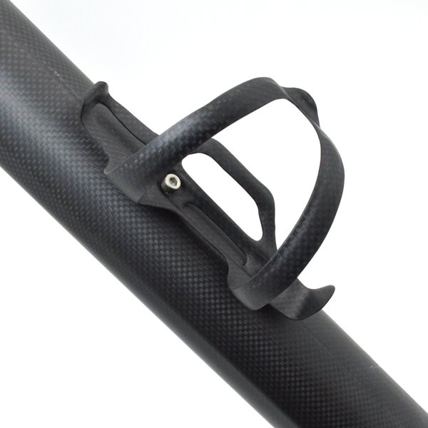 Ultra-light full carbon fiber side pull water bottle cage road bicycle folding mountain bike bottle holder cages 18g accessories