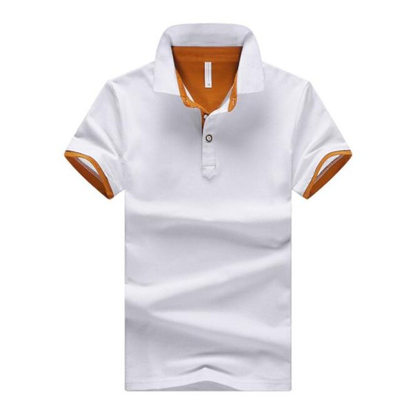 Summer Designer Polos For Mens Polos Shirts Fashion Brand Mens Tee Shirts Luxury Short Sleeve Mens Tops Clothing 9 Styles M-4XL Wholesale