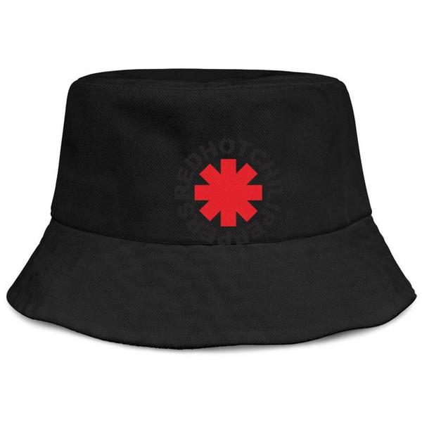 Red Hot Chili Peppers black men fisherman bucket sun hat cool design team best classic bucket suncap
