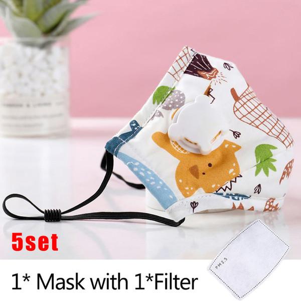 Maske x-filter, 5er F