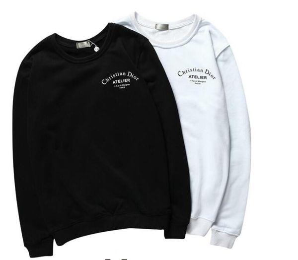Nouveau sweat-shirt haut de gamme international Sportswear en coton Vêtements pour hommes et pour femmes Manteau raffiné