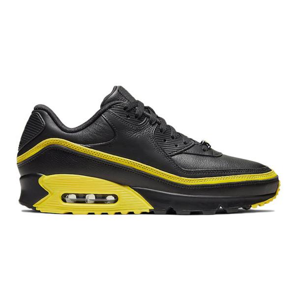 11 El invicto Negro amarillo óptico